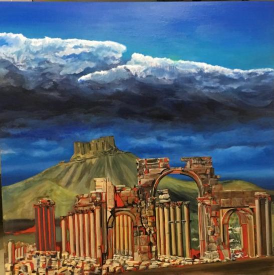 IMG_5247  Palmyre, le sang des siècles